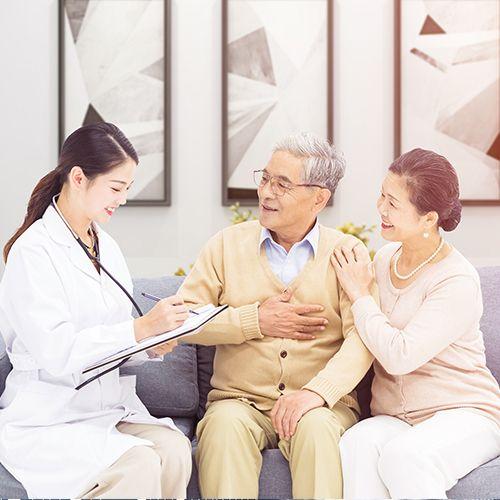 老年人常规体检方案(深圳)