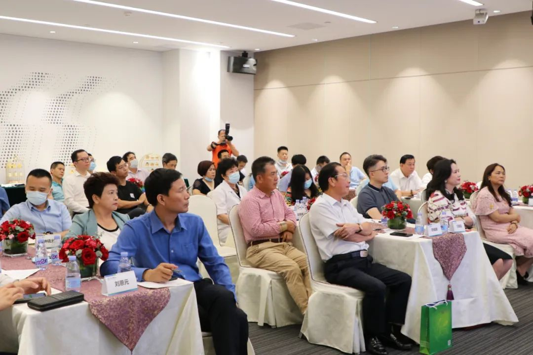守護健康,共贏未來——廣東省客家商會走進第一健康醫療管理集團